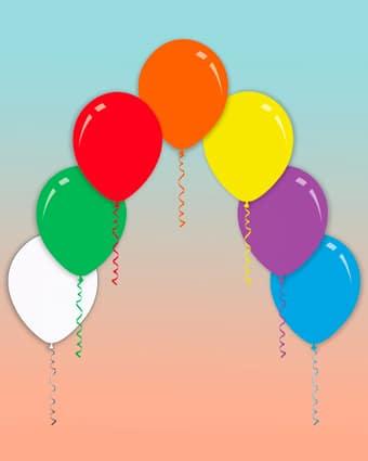 Decomex Latex Balloons