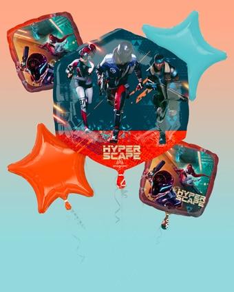 Hyperscape Balloons