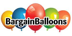 Bargain Balloons Logo - Buy Balloons Online