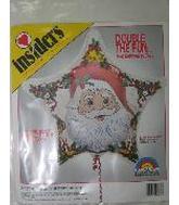"""36""""Santa Star Insider Box 162"""
