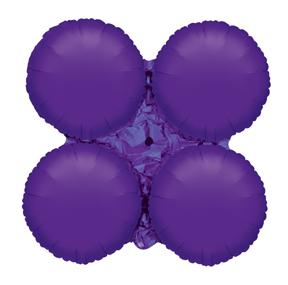 "16"" Magic Arch Metallic Purple"