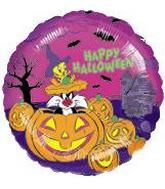18'' Tweety Halloween