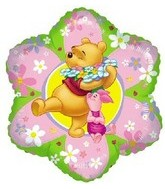 "18"" Winnie the Pooh Flowers"