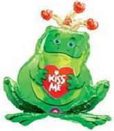 """29"""" Frog Prince Kiss Me"""