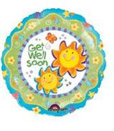 18'' Chatterbox Get Well Soon