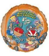 Rocket Power Balloons Mylar Balloons
