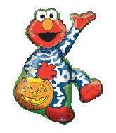 Sesame Street Mylar Balloons