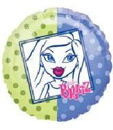 Bratz Balloons Mylar Balloons