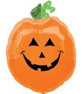 22'' Smiley Pumpkin Box56