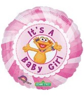 """18"""" Zoe It's A Girl"""