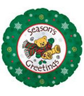 "18"" Season's Greetings Bear"