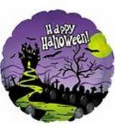 "18"" Happy Halloween Haunted House"