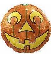 """18"""" Dazzelloon Pumpkin"""