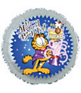 "18"" Garfield Magical Birthday"