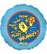 Wow Wow Wubbzy Mylar Balloons