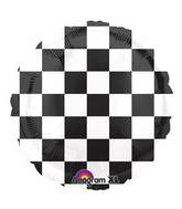 "18"" Checkerboard Balloon"