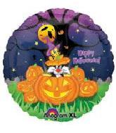 "18"" Tweety & Sylvester Halloween"