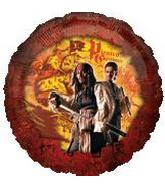 18'' Pirates of the Caribbean Mylar Balloon