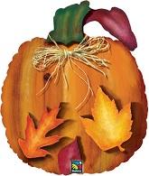 """26"""" Harvest Pumpkin Balloon"""