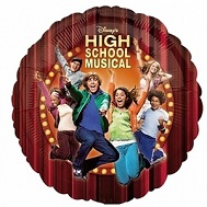 """9"""" Airfill High School Musical"""