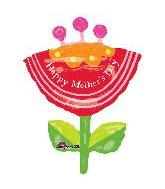 "33"" Happy Mother's Day Flower Shape"