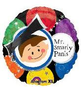 "18"" Mr. Smarty Pants Grad Balloon"