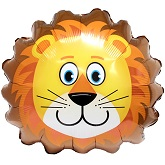 "30"" Lovable Lion Balloon"