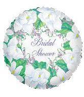 "18"" Bridal Shower Magnolias"
