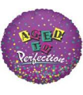 "18"" Aged To Perfection Balloon"