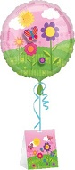 "18"" Scene Setters Birthday Butterfly"