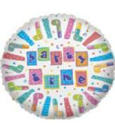 """18"""" Party Time Squares"""