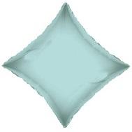 "21"" Solid Diamond Mint Green Convergram"