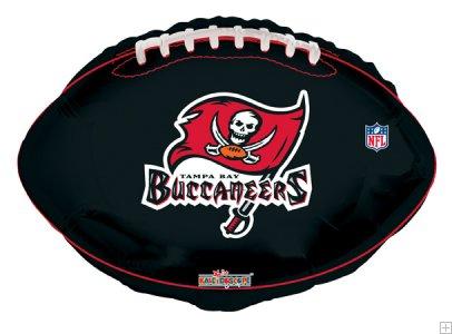 """18"""" NFL Football Tampa Bay Buccaneers Balloon"""