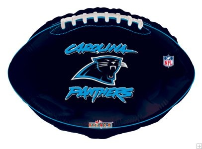 "18"" NFL Football Carolina Panthers Balloon"