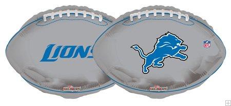 "18"" NFL Football Detroit Lions Balloon"