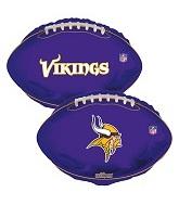 """18"""" NFL Football Minnesota Viking Football"""