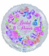 "18"" Bridal Shower Ribons & Flowers"