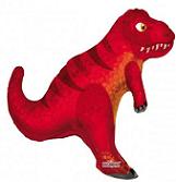 "36"" Dinosaur 3D Foil Balloon"
