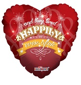 """18"""" Love Fairytale """"Happily Ever After"""""""