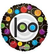 """18"""" 100 Balloon Dots and Circles"""