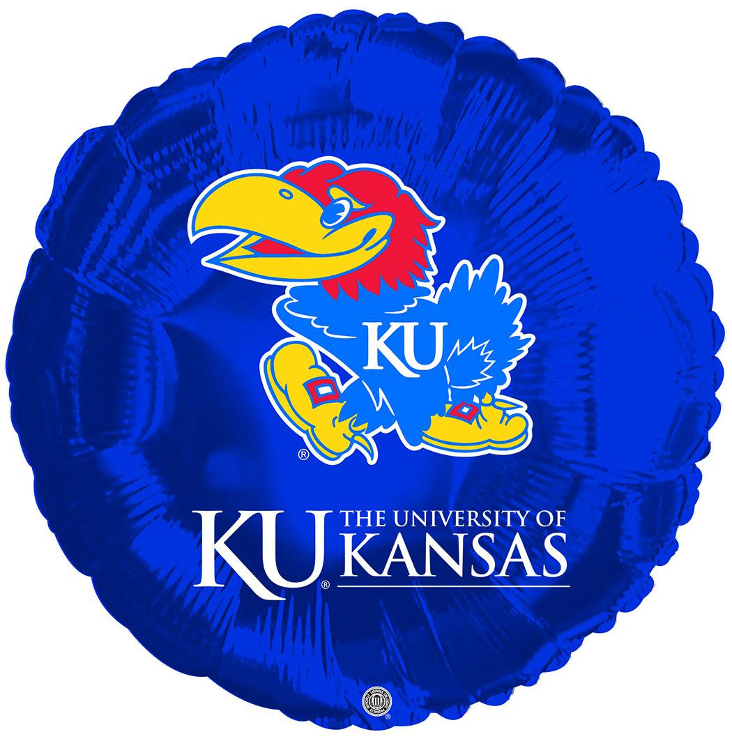 """17"""" Kansas University Jayhawks"""