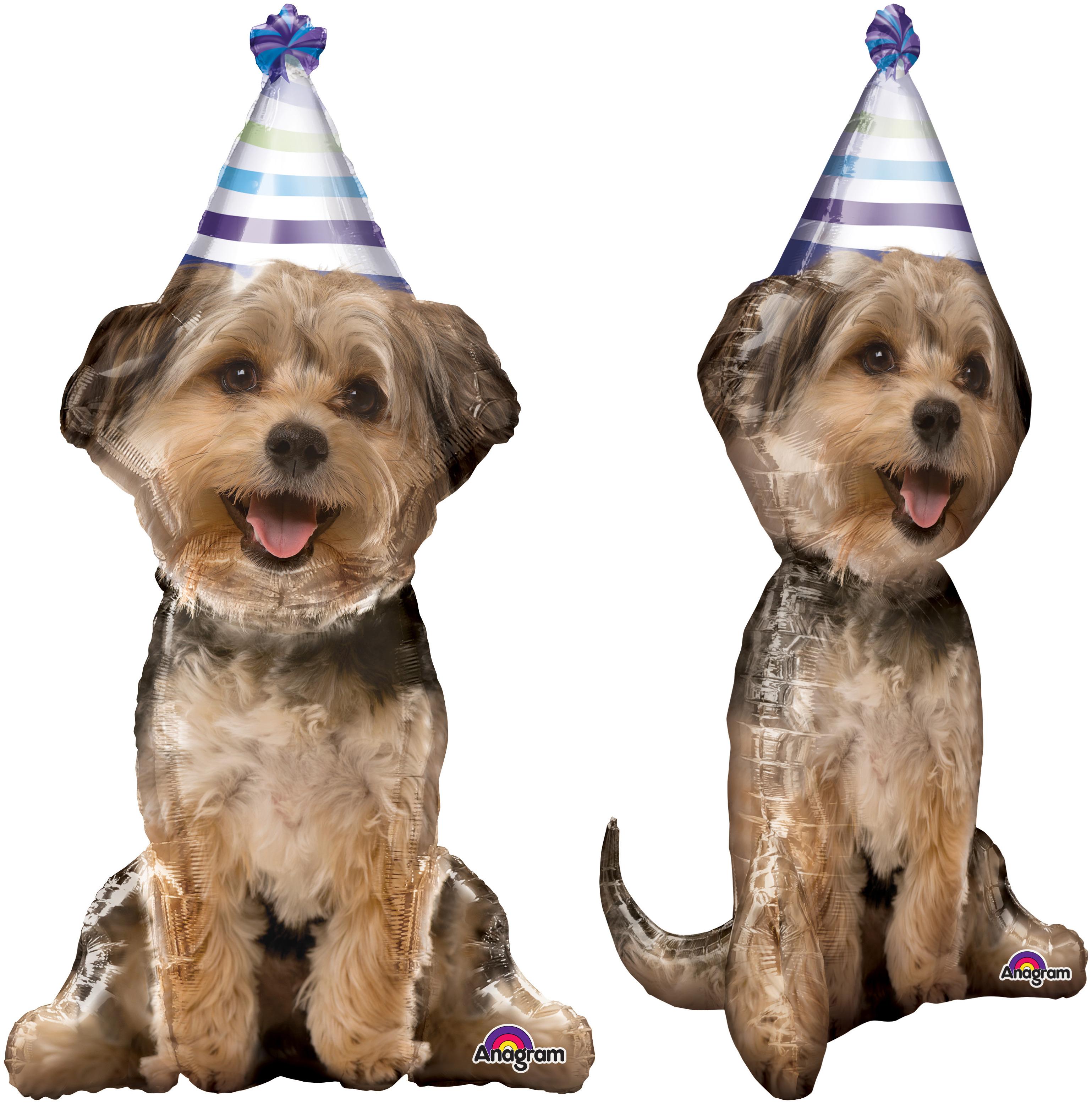 "53"" Party Pups Balloon"