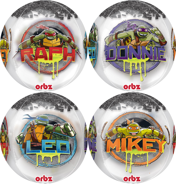 """16"""" Teenage Mutant Ninja Turtles Balloon"""