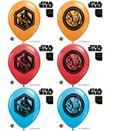 """12"""" 6 Count Special Assorted Star Wars"""