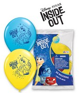 Inside Out Movie Balloons Mylar Balloons
