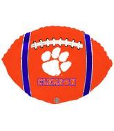 "21"" Clemson University Collegiate Football"