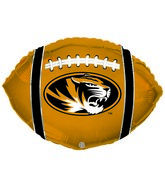 "21"" University of Missouri Tigers Collegiate Football"
