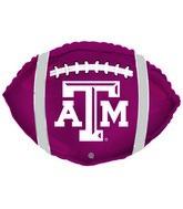 """21"""" Texas A&M Collegiate Football"""