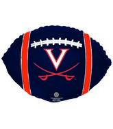 """21"""" University Of Virginia Collegiate Football"""