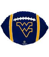 """21"""" West Virginia University Collegiate Football"""
